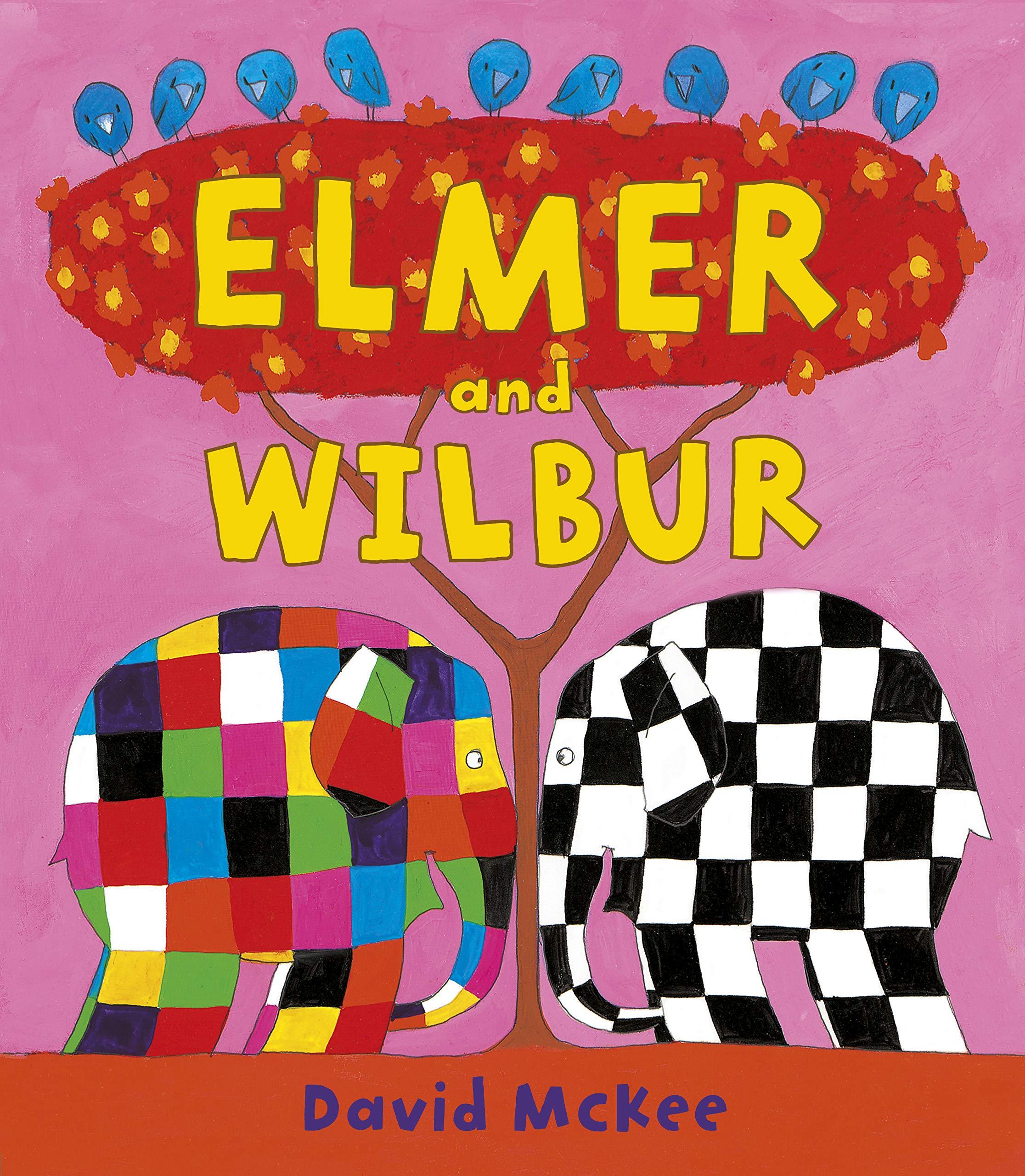 Elmer and Wilbur (Elmer Picture Books Band 4)
