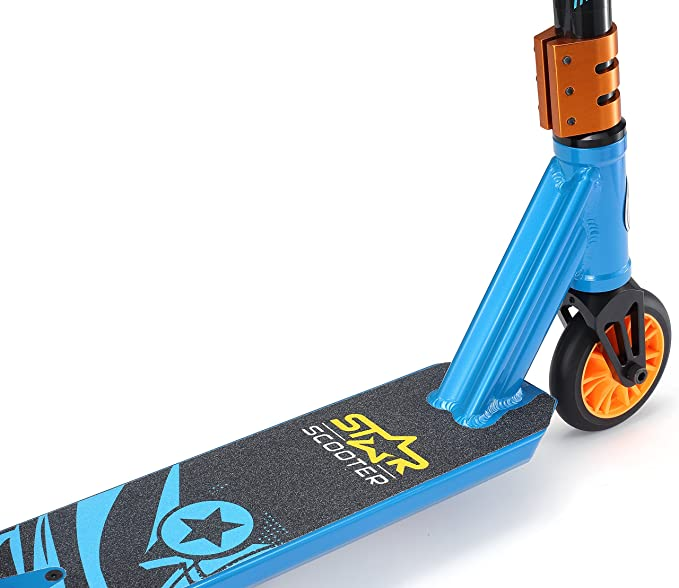 Star-Scooter SC-110-SJ-MI - Patinete, Color Azul