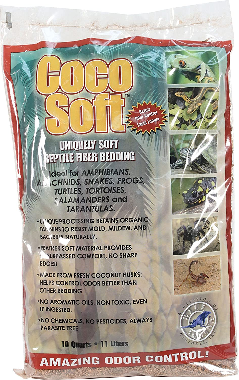 Carib Sea Coco Soft Fiber