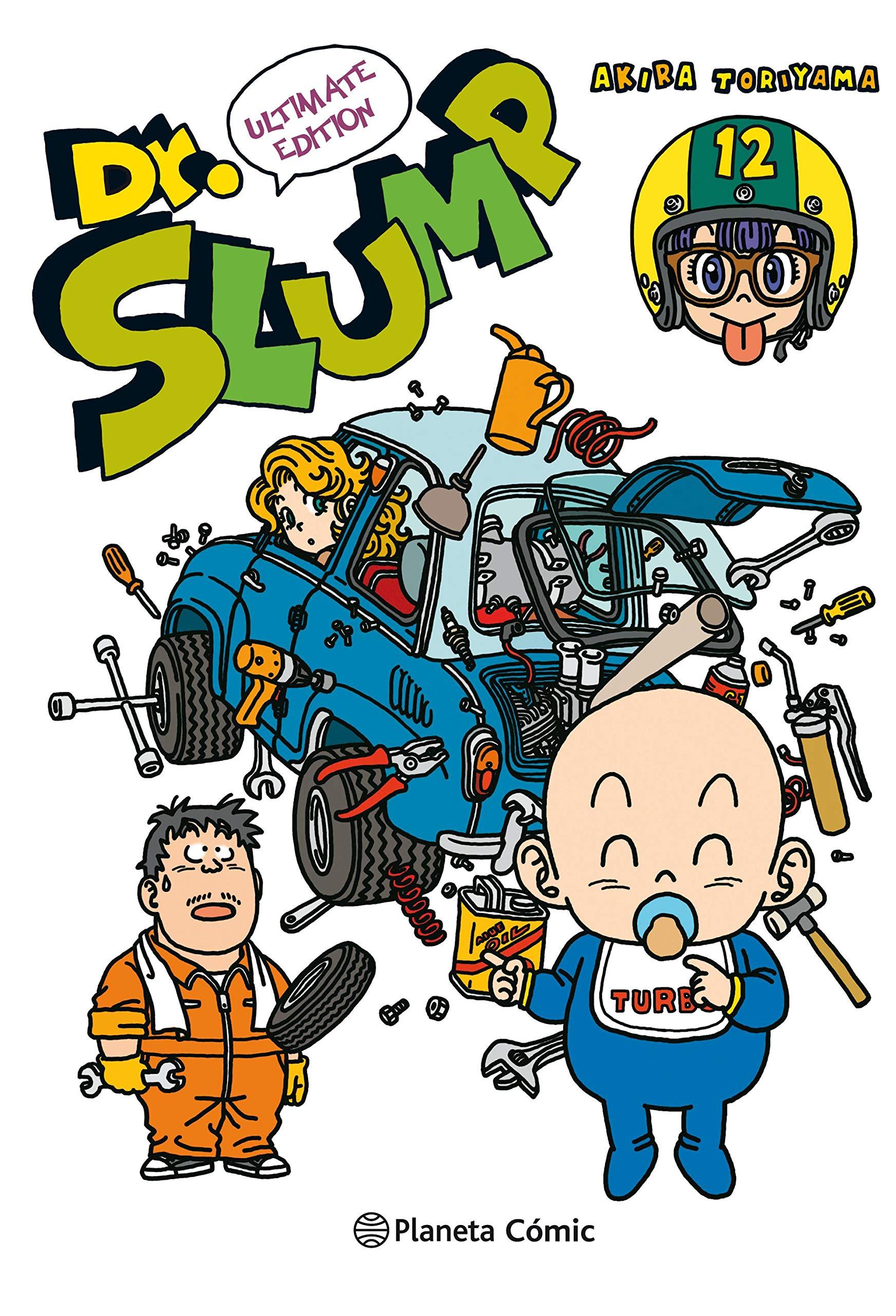 Dr. Slump nº 12/15 (Nueva edición) (Manga Shonen)