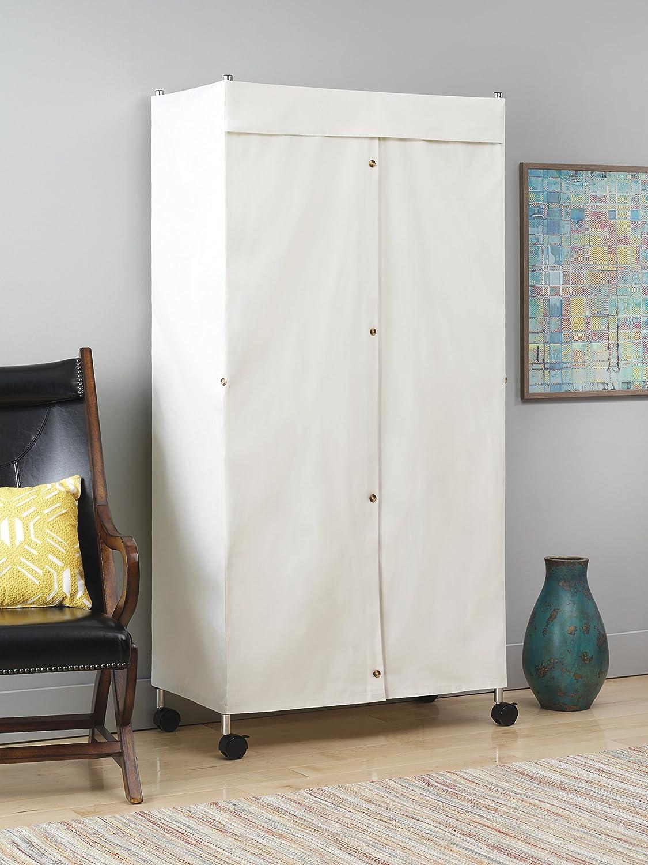 Merveilleux Whitmor 6462 389 Supreme Garment Rack Cover, Natural Canvas: Amazon.ca:  Home U0026 Kitchen