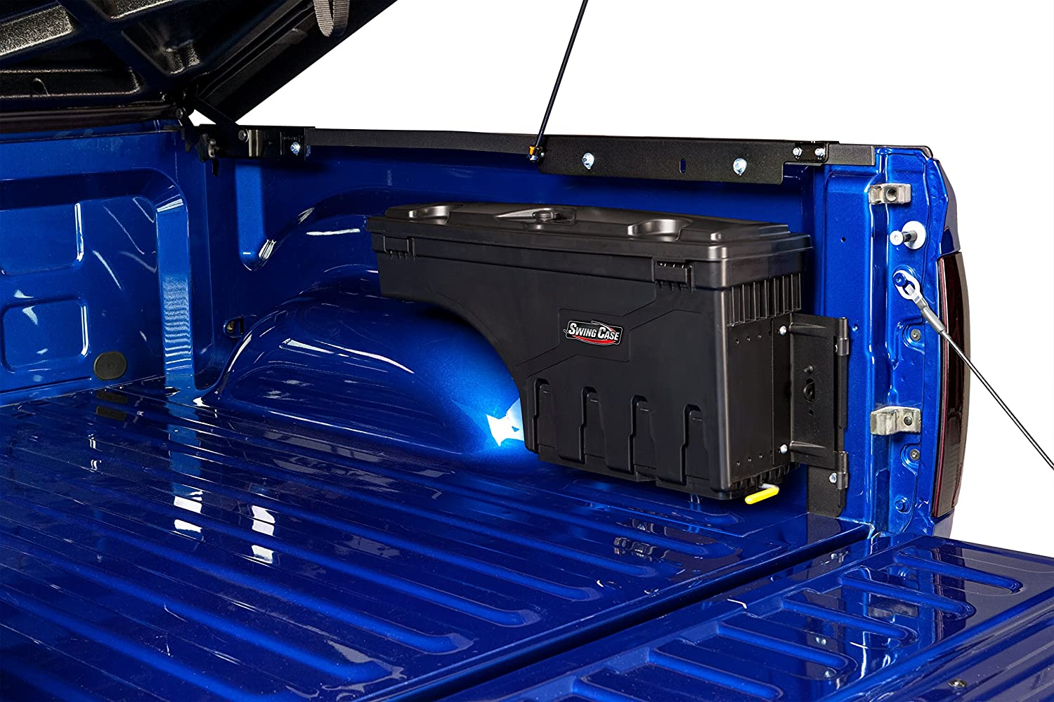 fits 2007-2019 Toyota Tundra Drivers Side SC400D UnderCover SwingCase Truck Storage Box