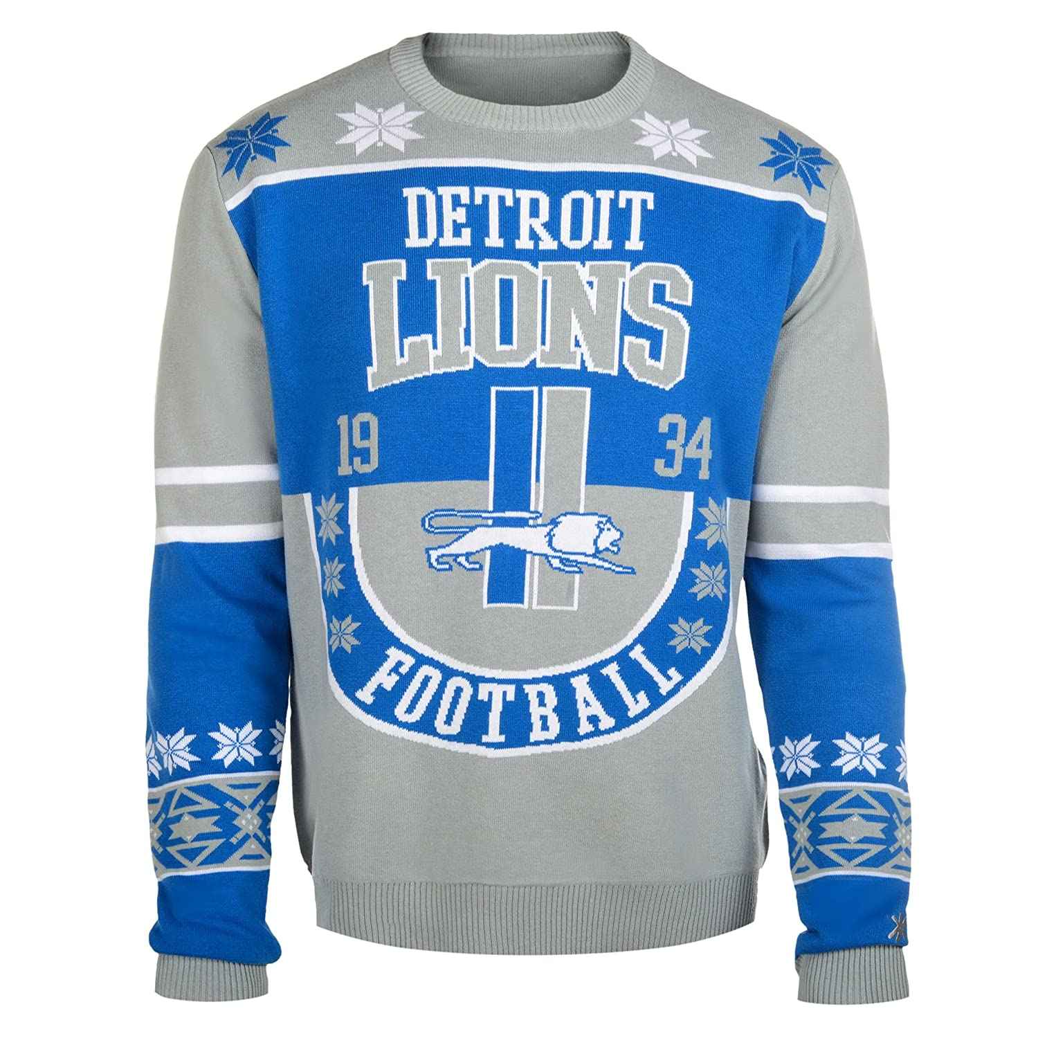 Detroit Ugly Holiday Sweater