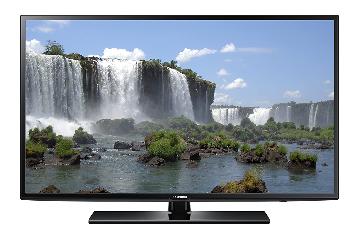 Amazon Com Samsung Un55j6200 55 Inch 1080p Smart Led Tv 2015 Model