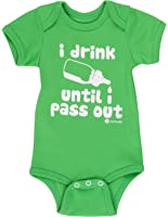 Fayebeline Baby Shower Gifts By Fayfaire Boutique | Funny I Drink Until I  Pass Out NB
