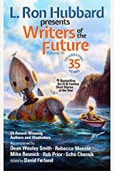 L. Ron Hubbard Presents Writers of the Future Vol 35: Bestselling Anthology of Award-winning Science Fiction and Fantasy Short Stories Paperback