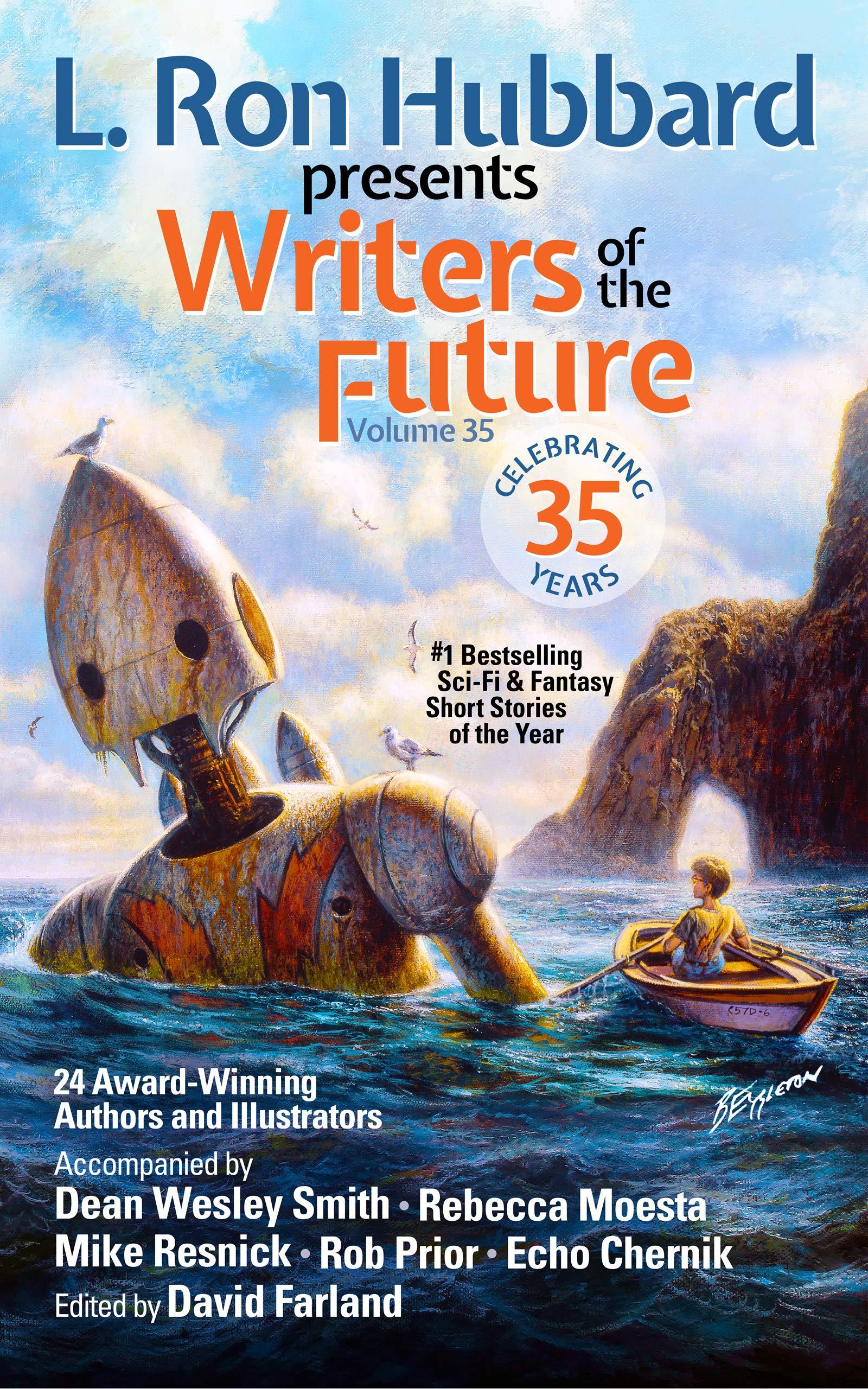 L. Ron Hubbard Presents Writers of the Future Volume 35 ...