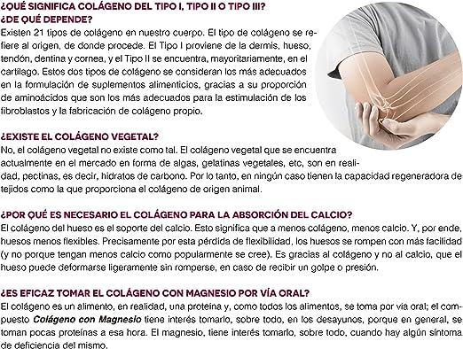 Ana Maria Lajusticia - Colágeno con magnesio – 450 comprimidos ...