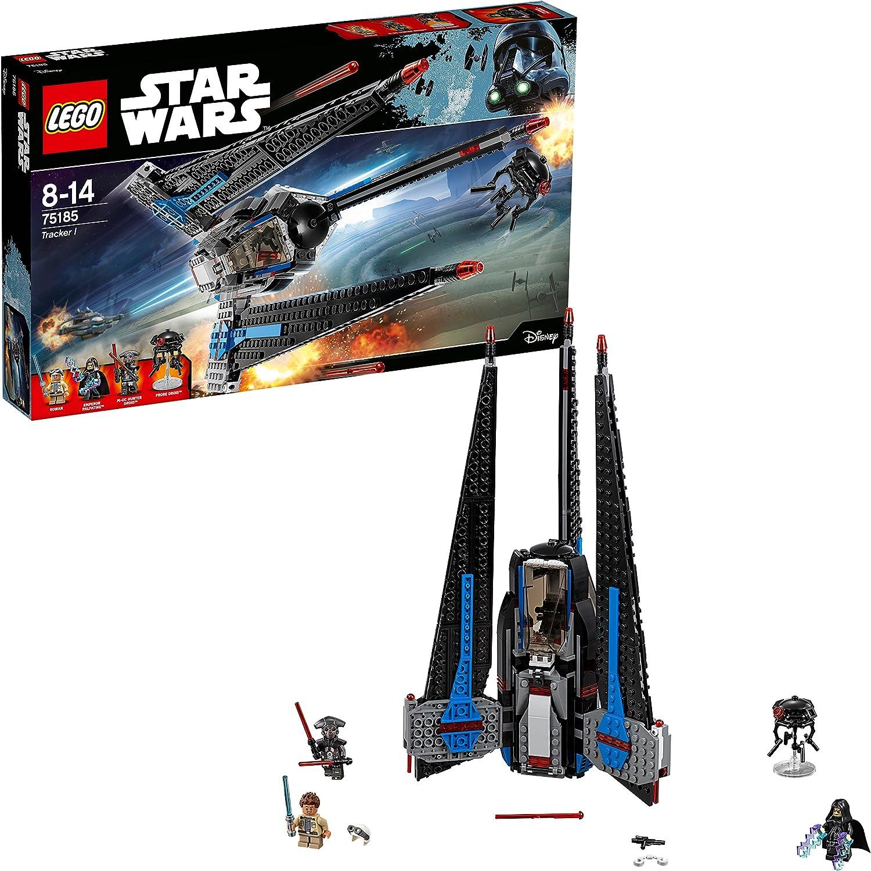 LEGO STAR WARS - Tracker I (75185): Amazon.es: Juguetes y juegos