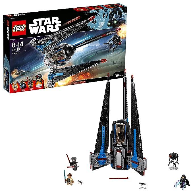 Amazon.de:Lego Star Wars 75185 - Tracker I Raumschiff Spielzeug
