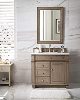 James Martin Chicago 60 Single Bathroom Vanity Top Not Included