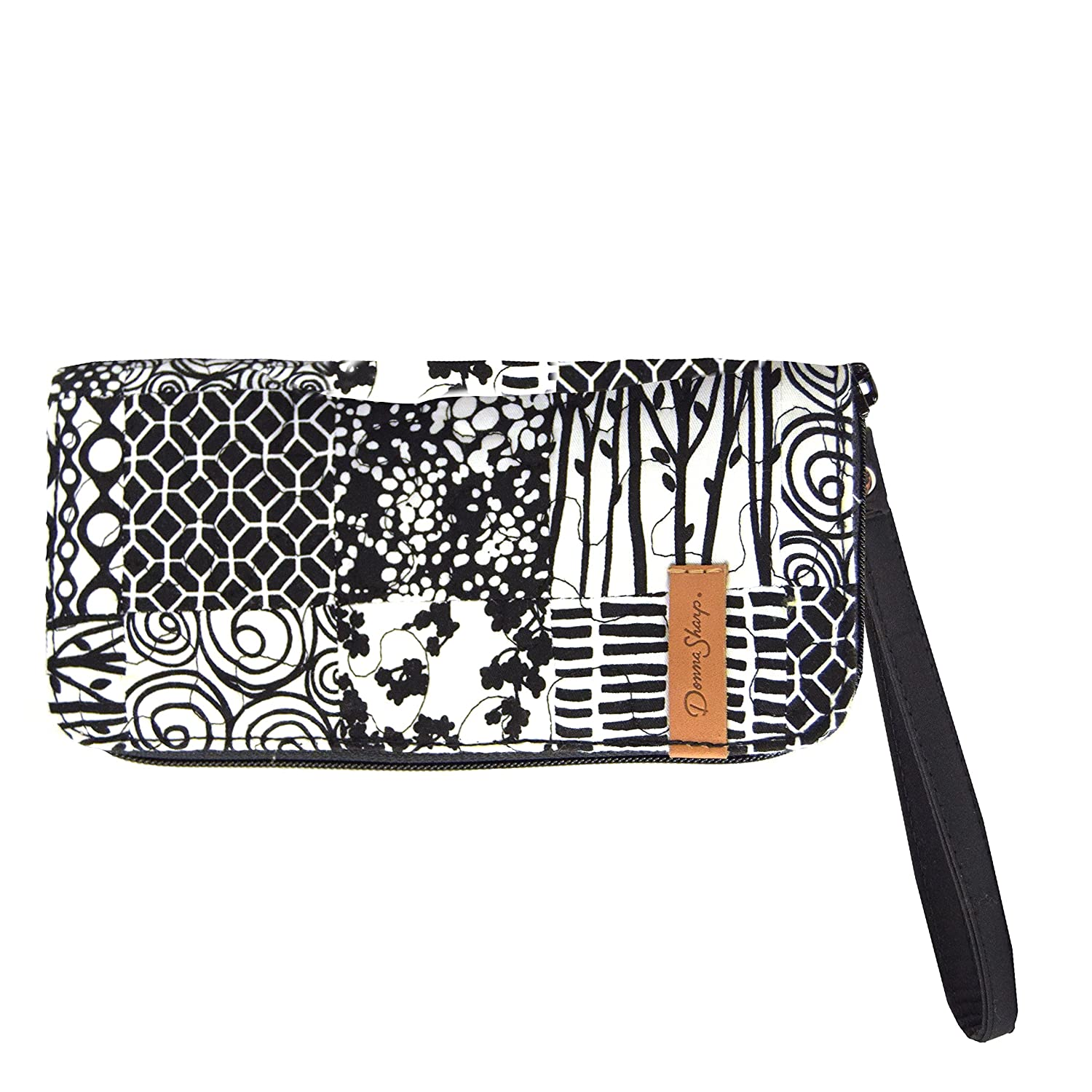Donna Sharp Zippered Wallet
