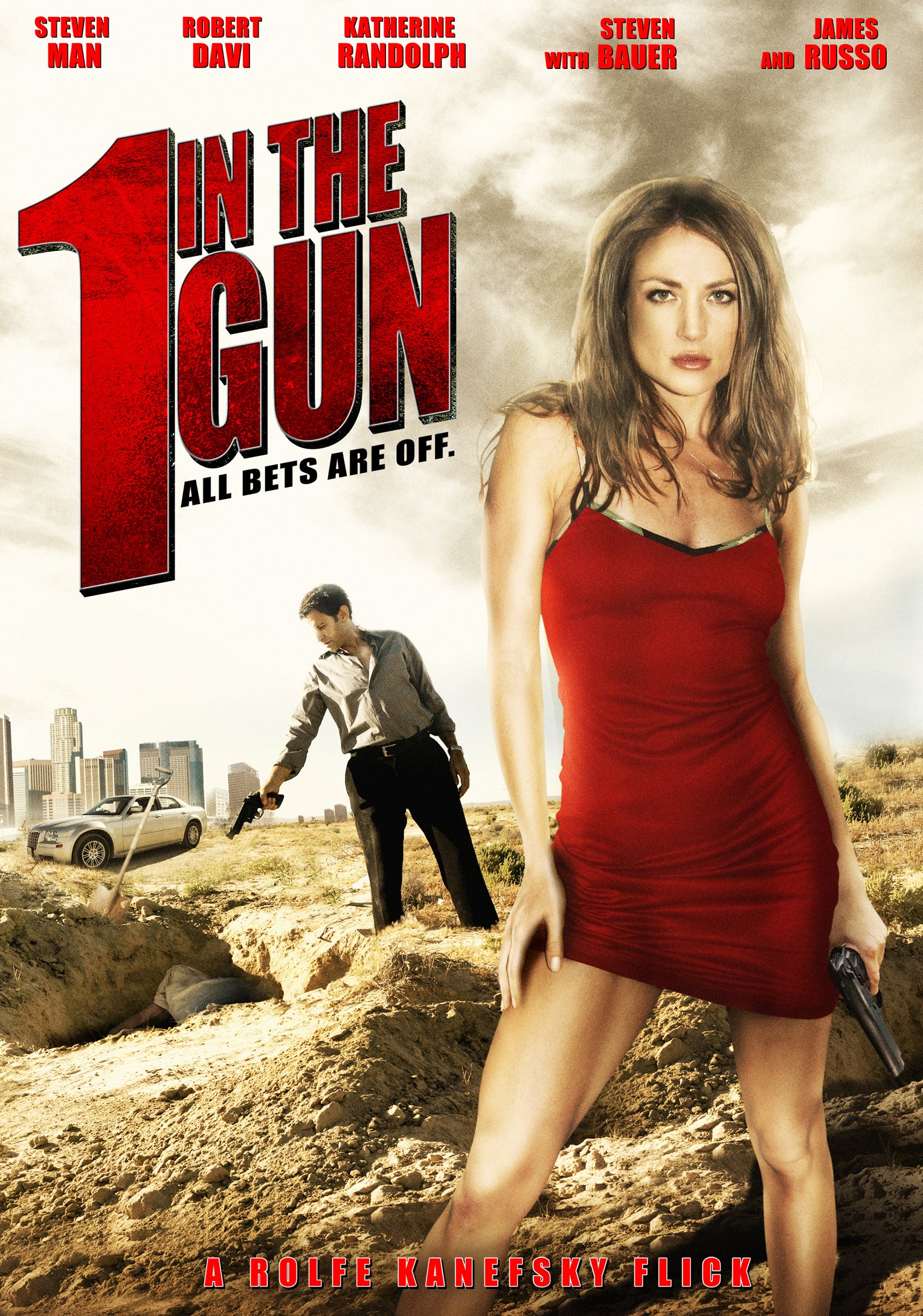 DVD : 1 In The Gun (Dolby, AC-3, Subtitled, Widescreen)