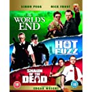 Three Flavours Cornetto Trilogy [Import italien]