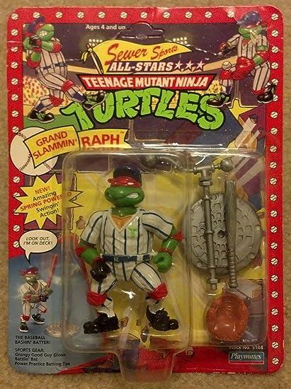 Amazon.com: 1991 Playmates Teenage Mutant Ninja Turtles ...