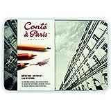 Conté à Paris The Sketch Set with Assorted Sketching Pencils