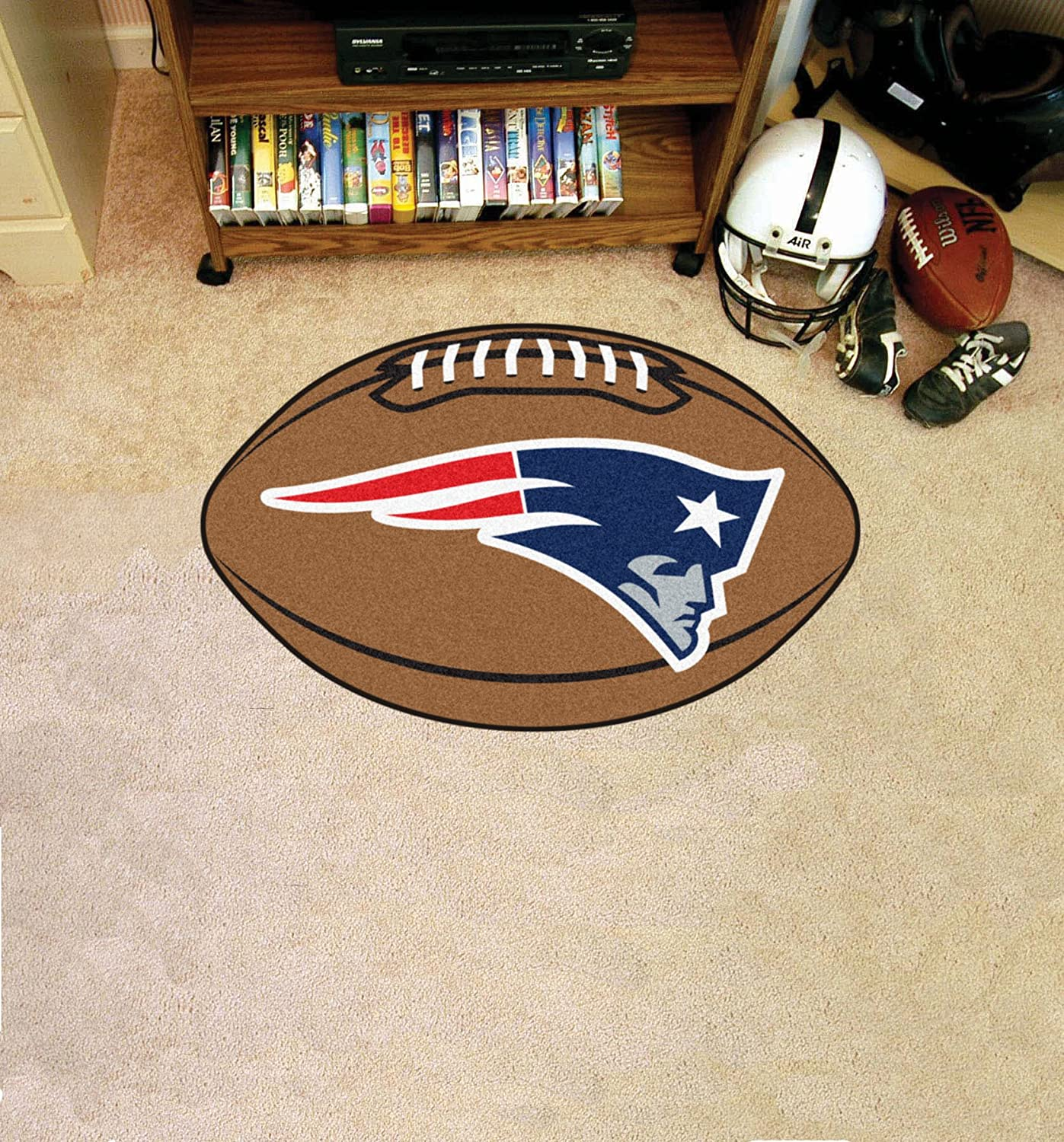 as rugs cabin charming football corug room lovely rug rustic for inspiration area dining patriots and western
