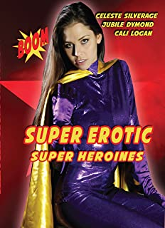 Super Erotic Super Heroines Import