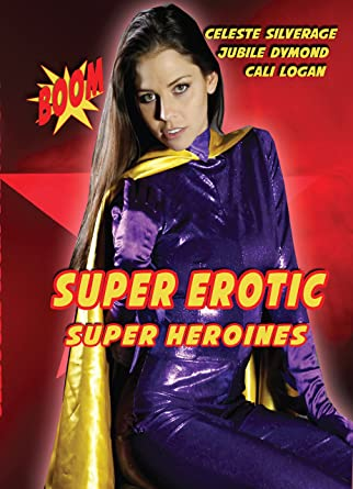 theme video dvd Adult superheroine and