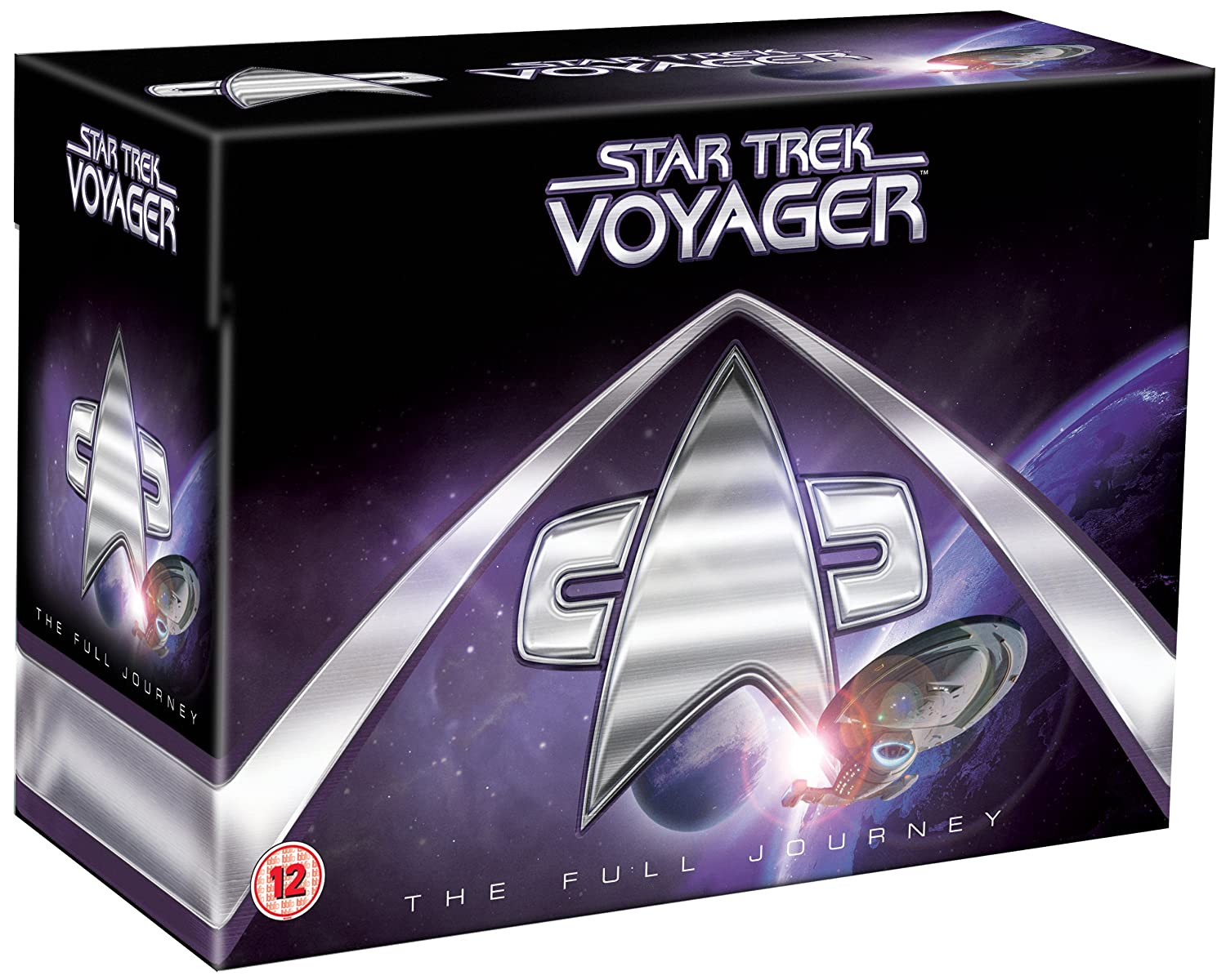 Star Trek-Voyager-Complete [Reino Unido] [DVD]: Amazon.es: Movie, Film: Cine y Series TV