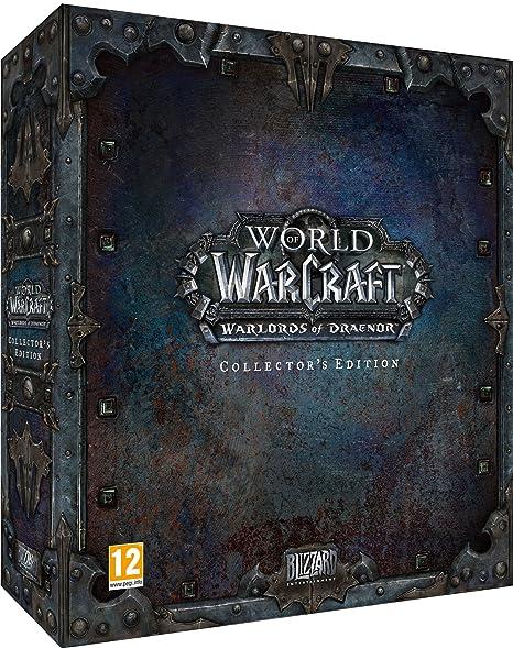 UK Import World of Warcraft: Warlords of Draenor PC auf Deutsch umstellbar