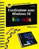 L'Ordinateur avec Windows 10 les Nuls Pas à Pas, 2e édition