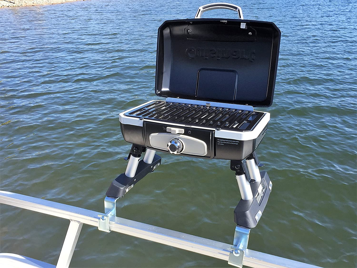 Amazon.com : Extreme Marine Products Cuisinart Grill Modified for ...