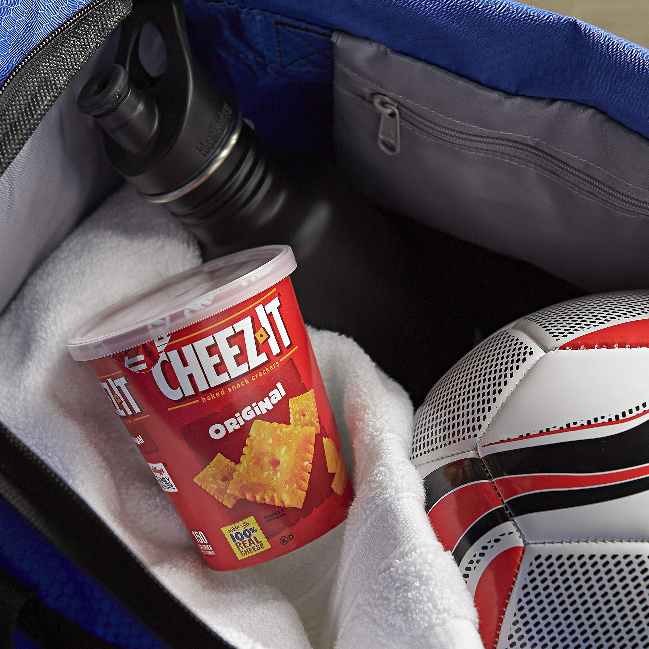 Cheez-It Baked Snack Cheese Crackers in a Cup, Original, Single Serve, 2.2 oz by Cheez-It (Image #4)