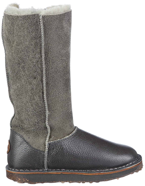 Womens W10546 3 Australia Boots Emu Ashby Charcoal Uk36 Eu ynmvN80wO