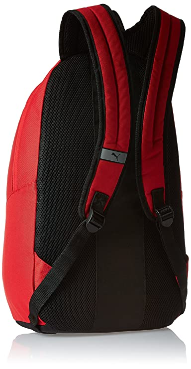 718bd0ed6930 Puma Ferrari 18.5 Ltrs Rosso Corsa Casual Backpack (7395201)  Amazon.in   Bags