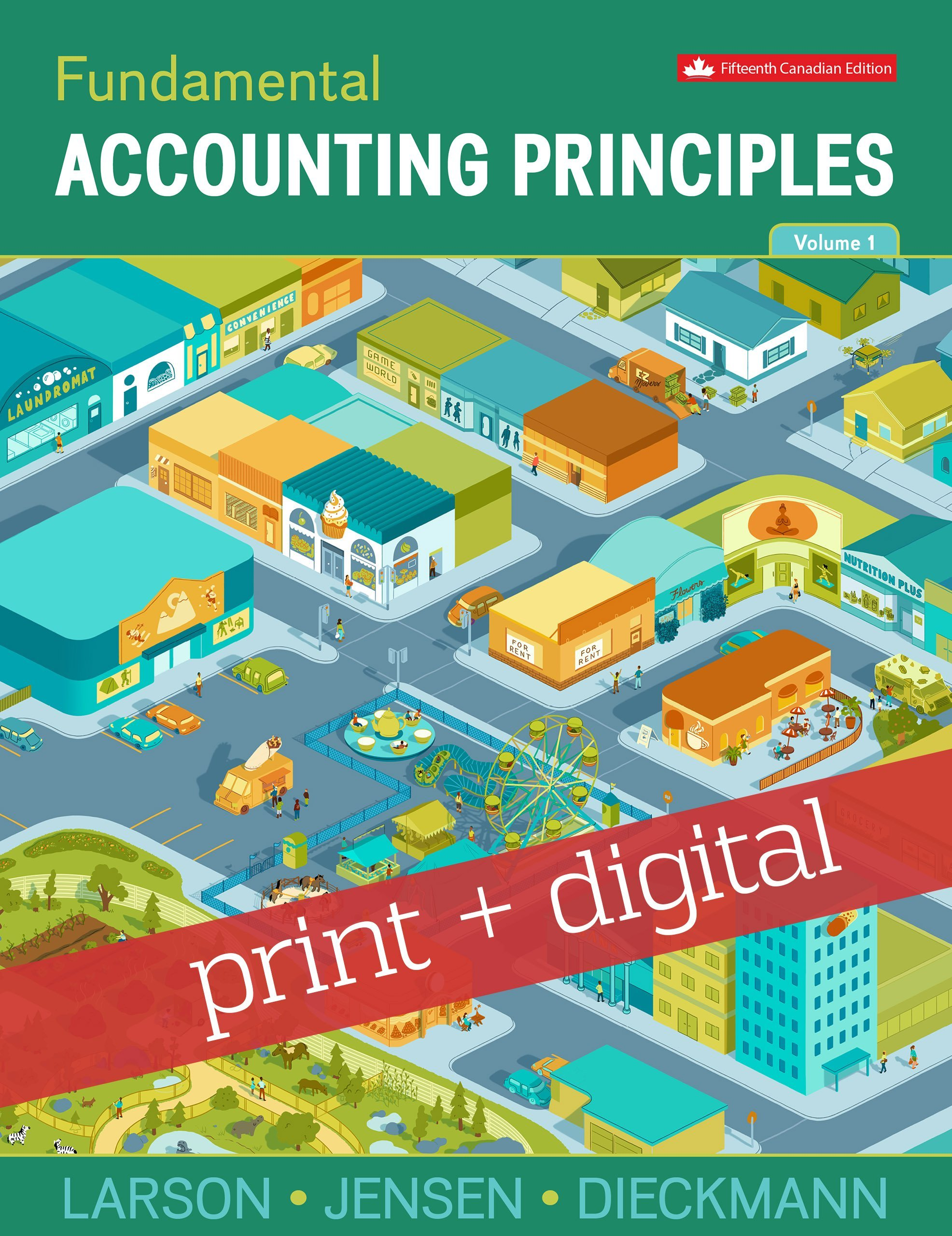 Fundamental Accounting Principles, Vol 1 with Connect with