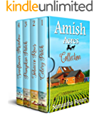 Amish Acres Boxed Set: Amish Christian Romance Book Series 1-4