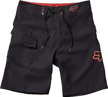 5c71d2d4a1 Amazon.com: Fox Racing Overhead Youth Boys Boardshorts - Black - 25 ...