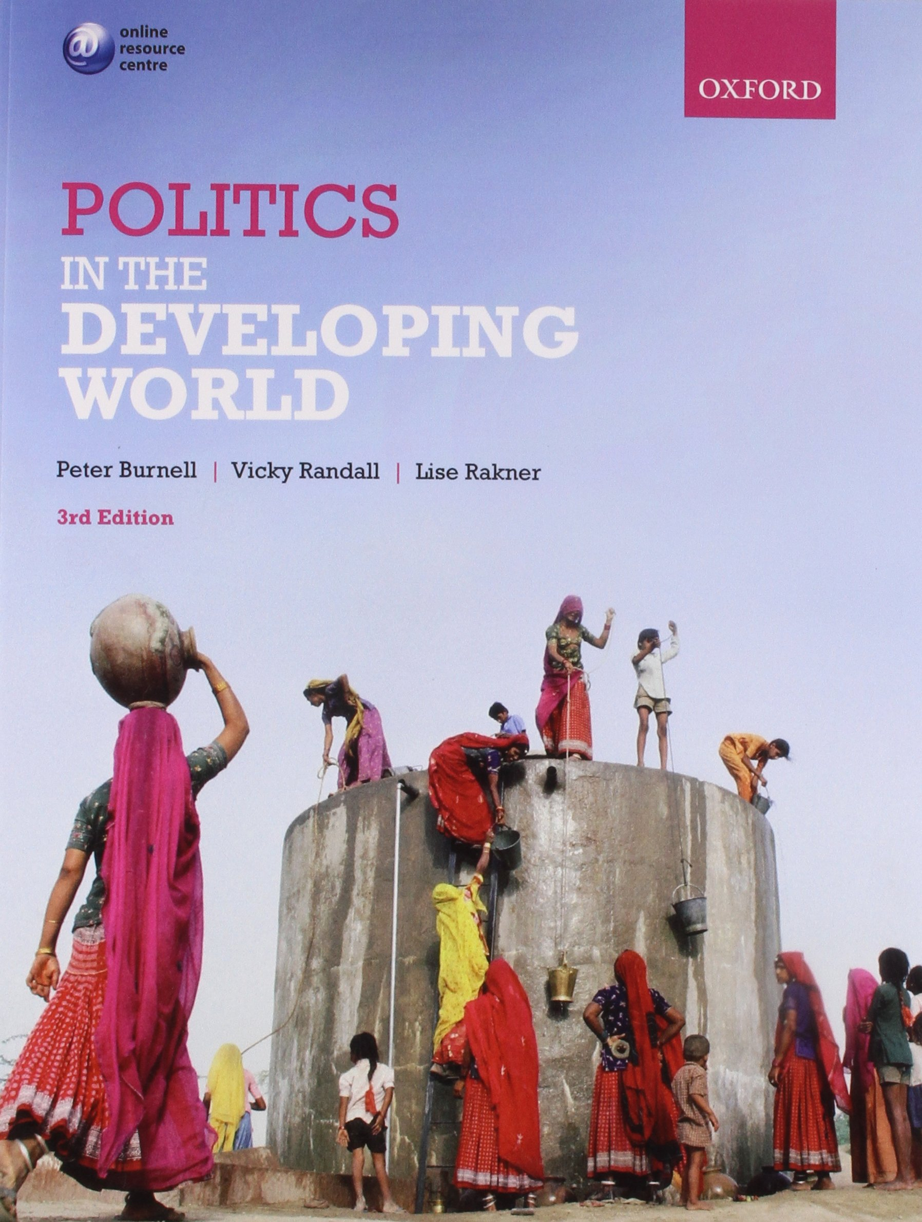 Politics in the Developing World by Oxford University Press
