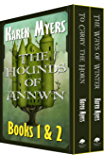 The Hounds of Annwn Bundle (Books 1-2): A Virginian in Elfland