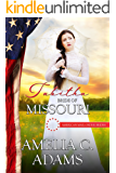 Tabitha: Bride of Missouri (American Mail-Order Brides Series Book 24)