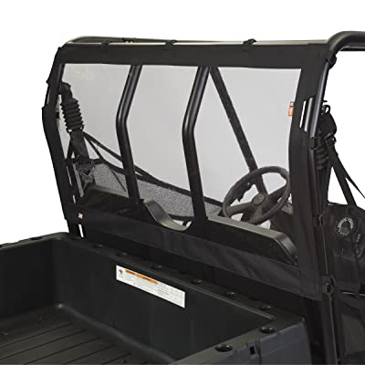 Classic Accessories QuadGear UTV Rear Windshield (for Kawasaki Mule Pro FX & DX 2015+): Automotive