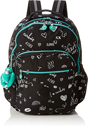 kipling SEOUL GO Large Backpack Girl Doodle