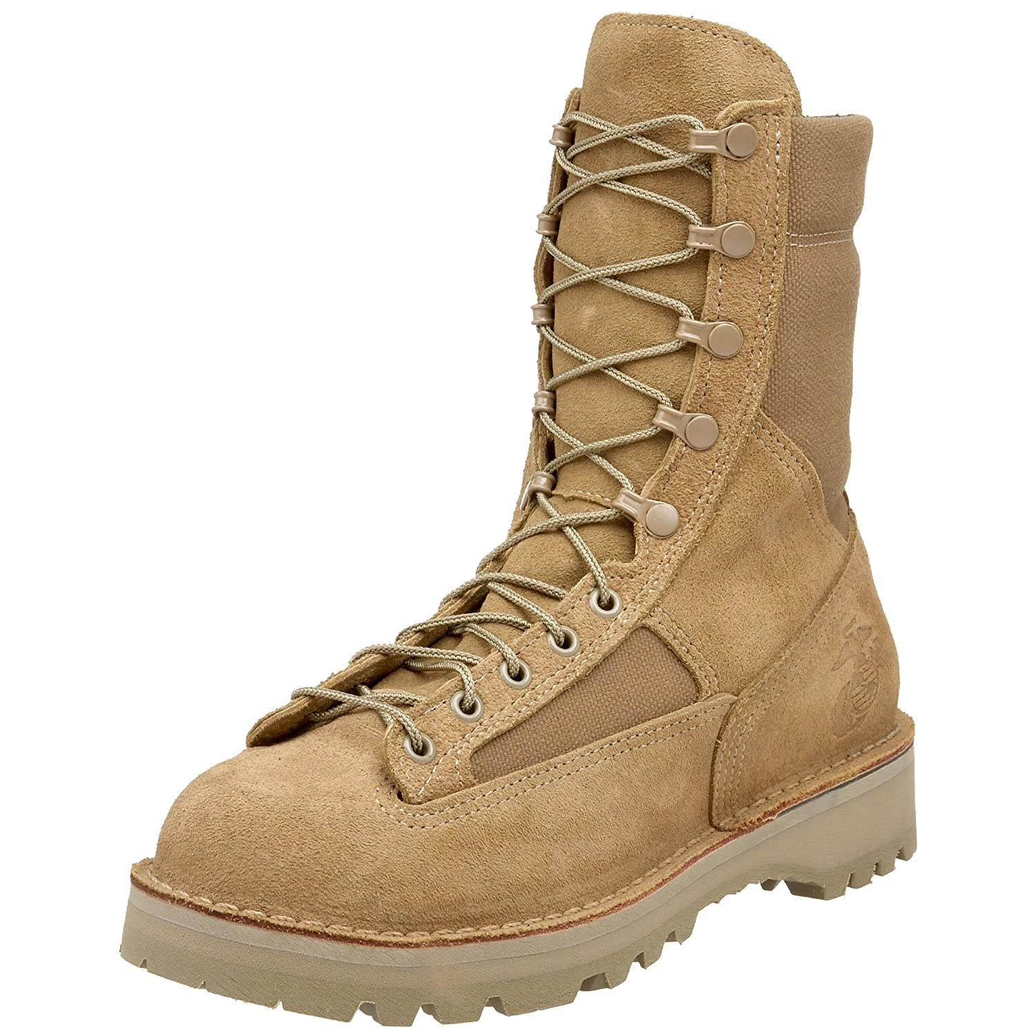 Danner Women's Danner Marine Temperate W Military Boot Mojave 4.5 W US