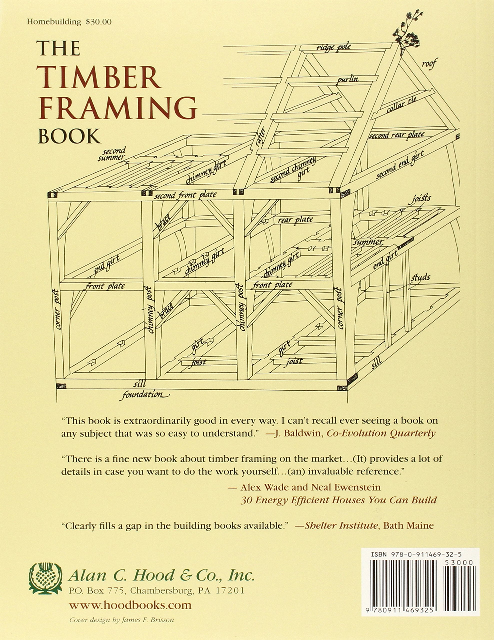 The Timber Framing Book: Amazon.de: Stewart Elliott: Fremdsprachige ...