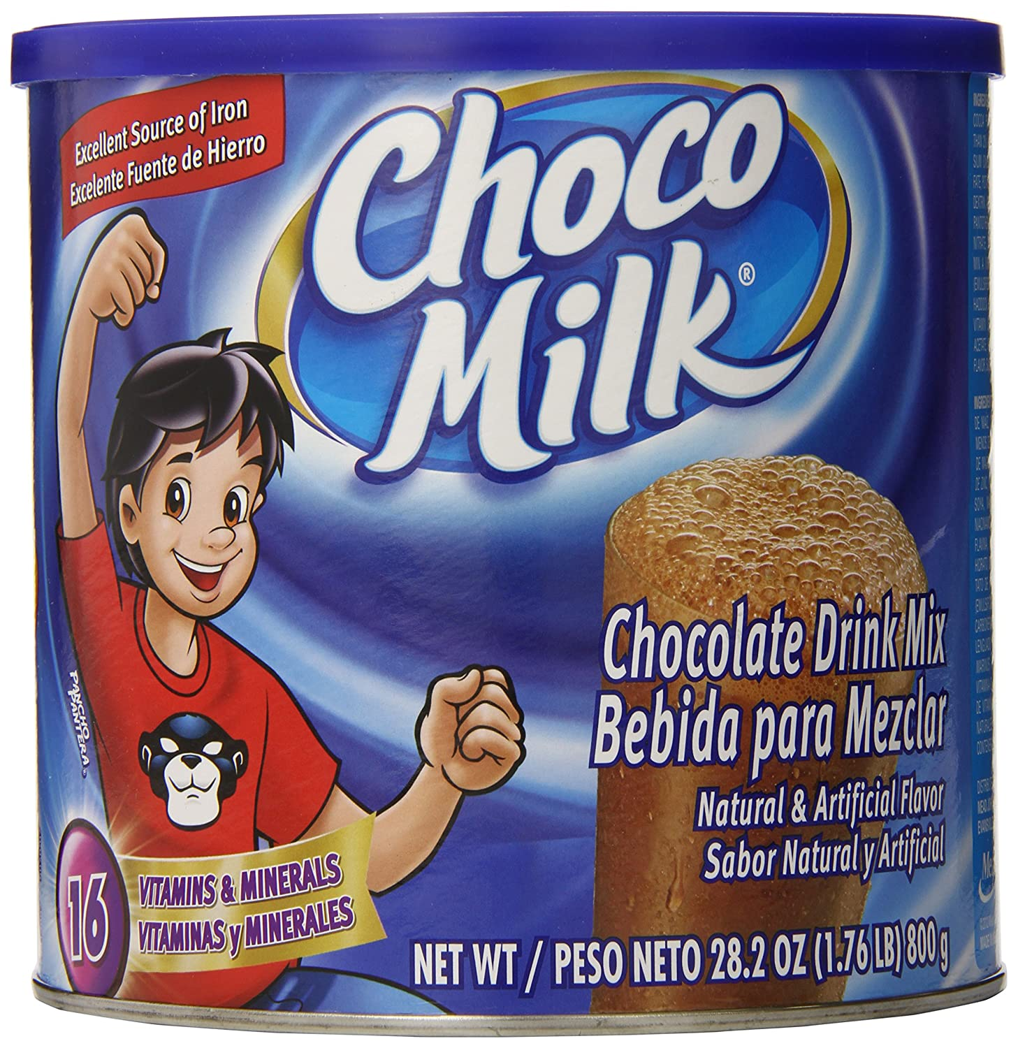 Amazon.com: Choco Milk Chocolate Milk Drink, 28.2 Ounce (Pack of 6): Health & Personal Care
