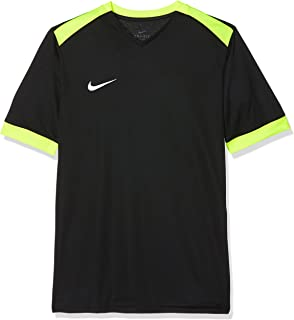 1d5dee45f Nike Unisex Youth Striped Division III Long Sleeve Top: Amazon.co.uk ...
