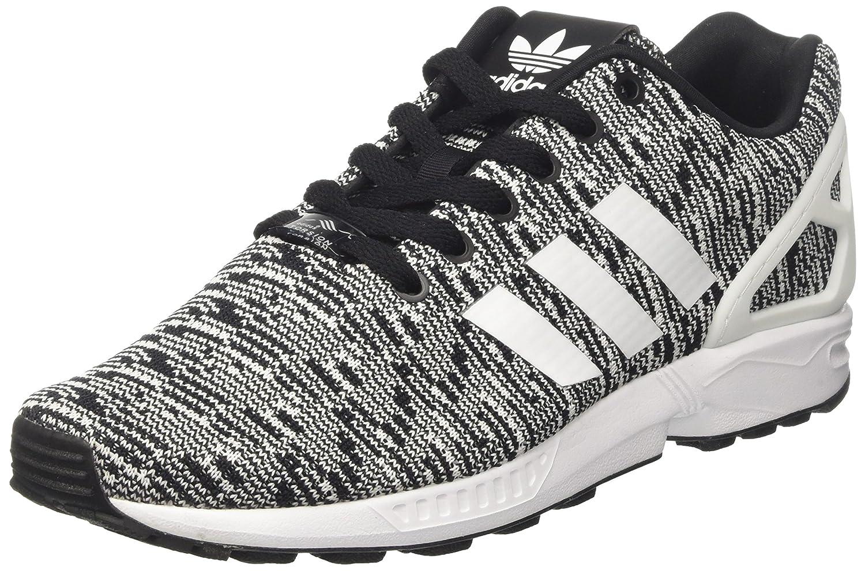 Adidas ZX Flux, Zapatillas para Hombre 42 EU Varios Colores (Core Black / Footwear White / Footwear White)