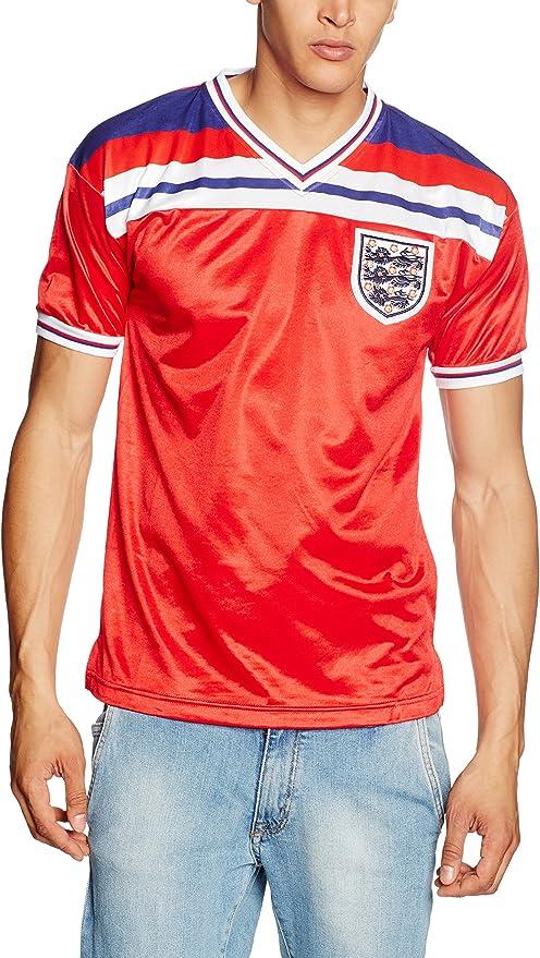 England 1982 World Cup Away Shirt
