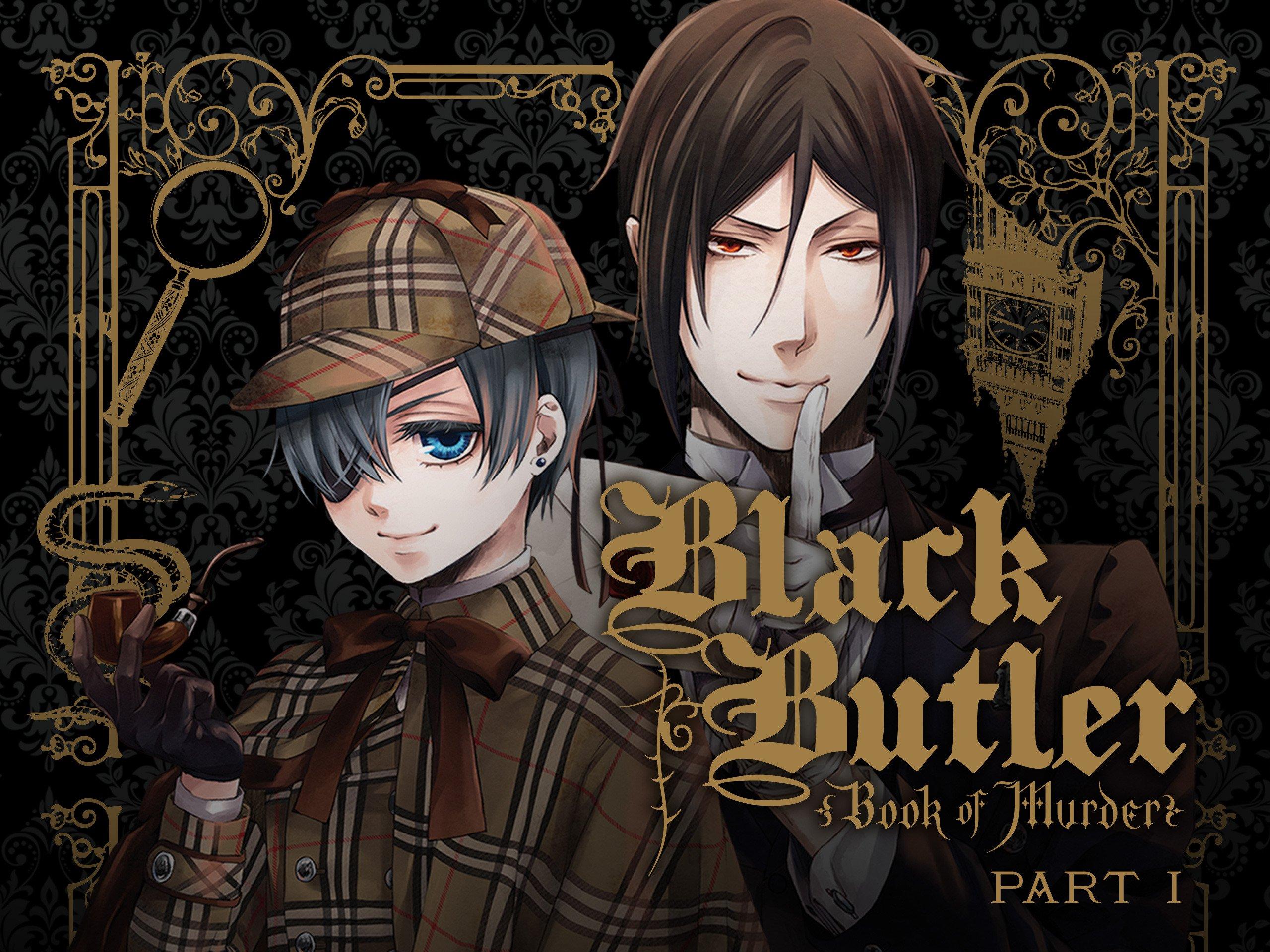 Black Butler Book Of Murders Full Movie Free