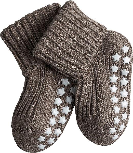 Sizes 1-18 months Skin friendly FALKE Baby Catspads Cotton Socks ideal lounge sock 96/% Cotton reinforced stress zones for optimum durability Multiple Colours plush sole non-slip 1 Pair