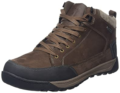 Regatta Southend Mid, Men Low Rise Hiking Shoes, Brown (Indianchestn 1Kd),
