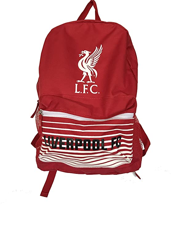 Amazon.com : Liverpool backpack school mochila bookbag cinch official : Sports & Outdoors