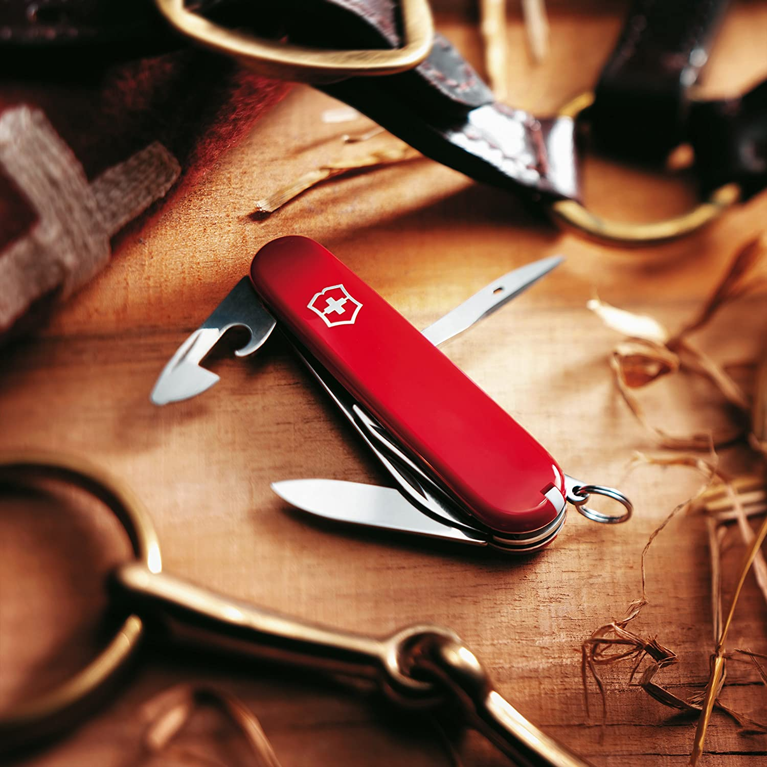 The Classic Swiss Army Knife