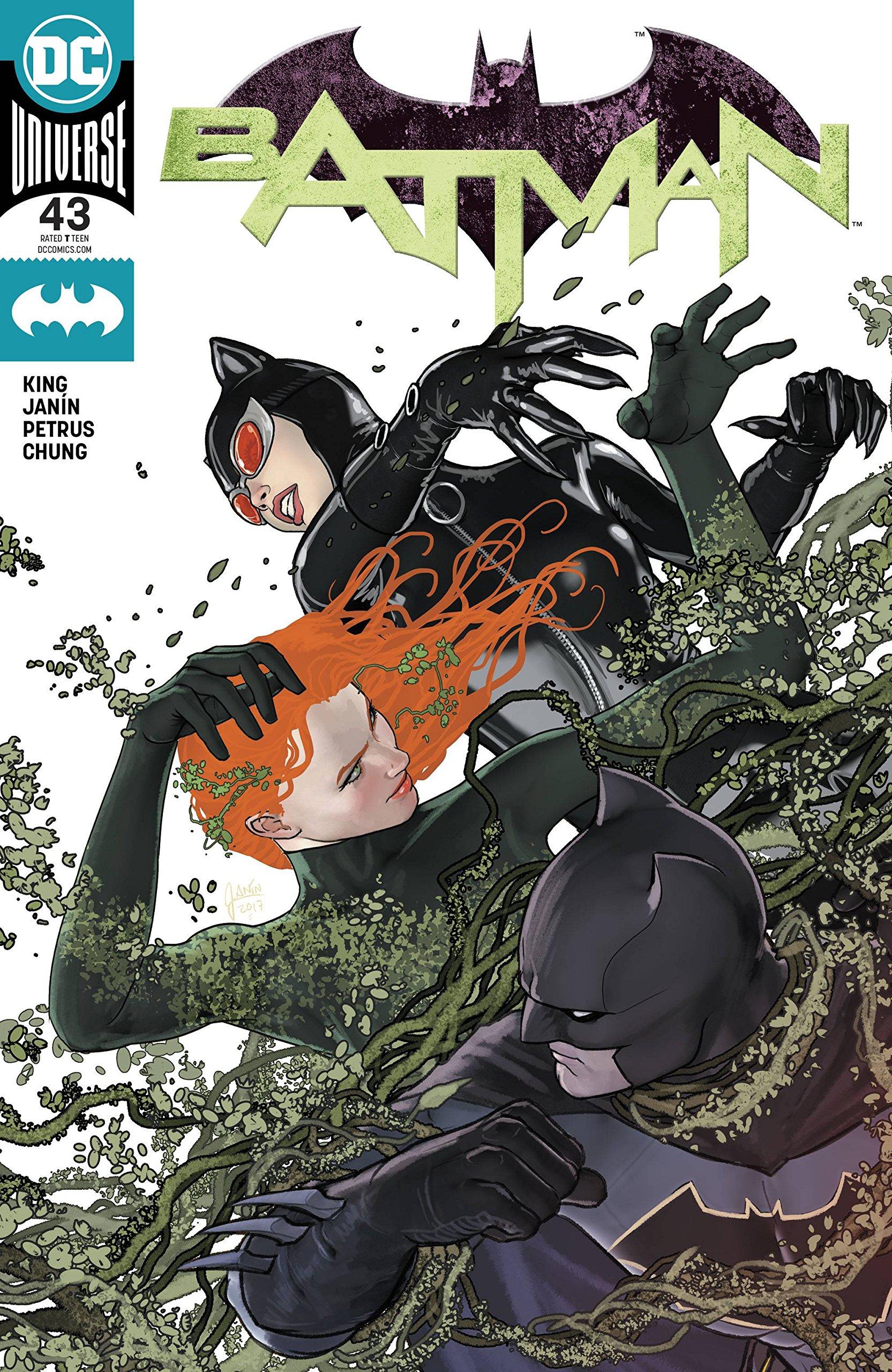 Read Online BATMAN #43 PDF
